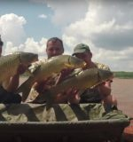 Fishing for fun – video